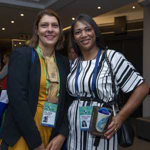 Eileen Andrew (MSCI) Tracey Palmer (Old Mutual Property)