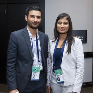 Ahmed Moola (Pareto)Pranita Daya (Anchor Stockbrokers)
