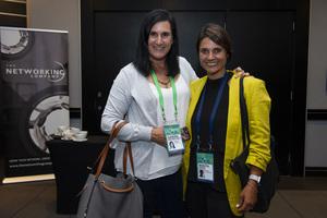 Sandra van der Walt (Resilient) Marita kroon (Just Marketing)