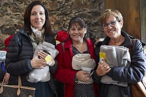 Julie van Zyl, Anneline Niemand, Anne Voorneveld (RPA Property  Administrators)
