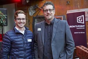 Russell Gaynor (Pepkor Properties), Matt Gervais (Prime Wetrok)
