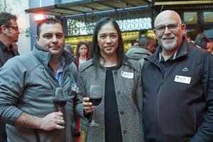 Conrad Hesseling (Mobi Fix SA), Michelle Britton (Redefine), Glen Joffe (Mobi Fix SA)