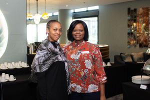 Sam Mngomezulu & Julie-Anne Zuma (The Pavilion)