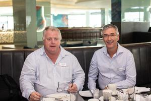 Bruce Jackson (Nedbank)& Trevor Richardson(Local Finance & Investment Corp)