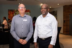 Mike van Tonder & Walter Nxumalo (Aurecon SA)