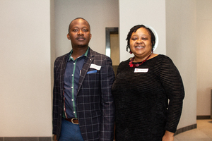 Philani Sidinile & Gugu Dlamin(Sizovuna Investments)
