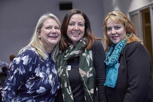 Leigh Metcalf, Julie van Zyl, Madelein van den Berg(Rabie Property Administrators)
