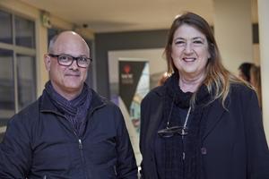 Vernon Slabbert( Shoprite Checkers), Henje Boudry( Boudry Architects)