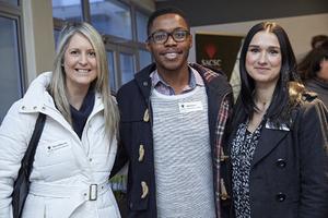 Diana Wibberley, Sipho Evans, Stephanie Mort(Capital Land Asset Management)