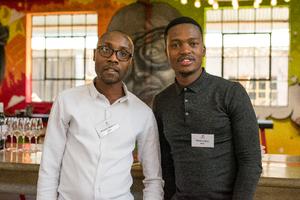 Bongani Mpikanise, Nelson Collins (MTN)