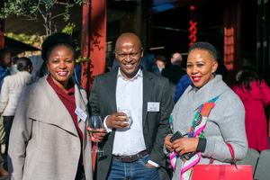 Kgaogelo Mamabolo (Emerging African Property Holdings)Feko Makara (Inverse logistics) Fundi Mazibuko (Full serve)
