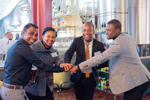 Bradleigh Chetty, Zinhle Mbili, Kwanele Tshabalala, Shaka (Redefine)