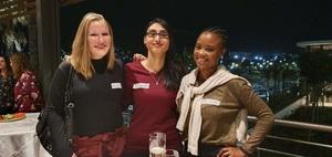 Megan McChlery - RLB Pentad & Shastra Imrith - RLB Pentad & Carol Xaba - M3 Africa Consulting