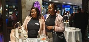 Thobeka Mhlongo - Mustard Seed Marketing & Ayanda Madondo - Mainstream Property Group
