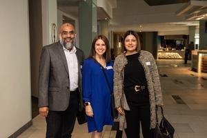 Shakeel Manjoo, Helen Rigatos, Najmah Mahomedy (Coral Asset Managers)
