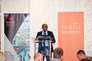 Itumemleng Mothibeli(Vukile Property Fund)