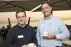 Andrew Smith(Yuppiechef), Swain Westvig(Famous Brands)