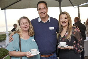 Adri Swart(Growthpoint), Brett Exner(Woolworths), Lisa de Boer(Growthpoint)