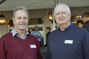 Dennis Forster(GIBB), John Chapman(Rabie Property Group)