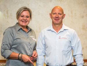 Linda Visser - Beka Schreder, Hendrik Vermeulen - Beka Schreder
