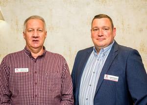 Marius Heyns - BBF Sheq Services, Roelof Pretorius - BBF Sheq Services