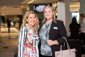 Hermien Wright & Jennifer Hillier (McDonalds SA)