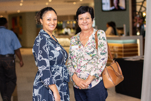 Kerry-Leigh Green & Beverly Welsh (Plascon South Africa)
