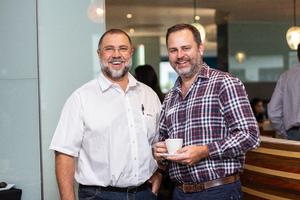 Jacques Pansegrouw (Power Stores Empangeni) & Andrew Webb (Mr Price Group)