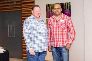 Johan Bronkhorst & Derrick Nair (Mr Price Group)