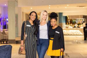 Adeela Haffejee, Roxann Bacon & Noluthando Cele (Broll)