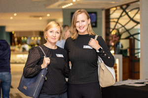 Beth Bragge & Cindene Sheasby (Growthpoint Properties)