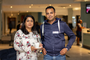 Vandiksha Leelkun & Yusuf Cassim (Mr Price Group)