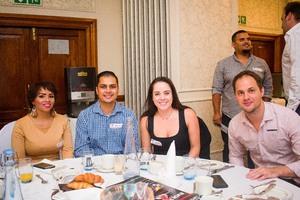 Felancia Karaush, Bhavesh Natha, Talia Kilfoil, Nicholas Kaplan (Arrowhead Properties)
