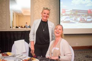 Paula Cooper, Santie Botha (Dipula Income Fund)