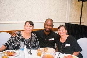Louise Nicolson, Siyabonga Radebe, Vanessa Jones (Dipula Income Fund)