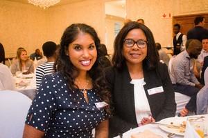 Neveshni Pillay, Sharon Makhanya (FNB Commercial Property Finance)