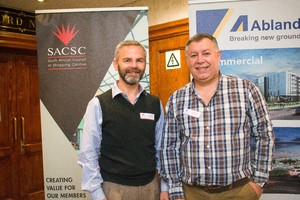 Andrew Mostert, Andre Mostert (Standard Bank)