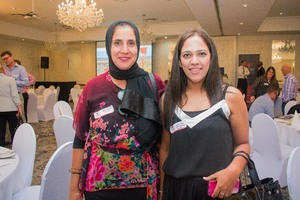 Jameela Themba, Ayesha Suleman (Billions Property Specialist)