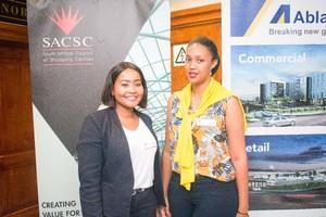 Tumelo Bosaka, Leeandre Phillips (Public Investment Corporation)
