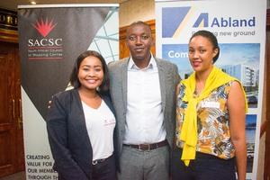 Tumelo Bosaka, Zweli Mabaso, Leeandre Phillips (Public Investment Corporation)