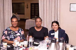 Zinhle Madiba, Suzie Zulu (Broll), Celeste Govender (Kritzinger Ellish Attorneys)