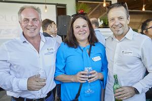 Johann Weich(Retail Store Activate), Lorraine Snyman(Redefine), Brad Rothenburg(Foschini Group)