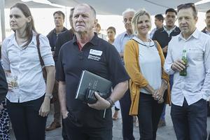 Liza Avenant (Venter Van Eeden), Marius Swanepoel(Realclean Services)Hildegarde Riphagen(Zenprop), Brad Rothenburg (Foschini Group)