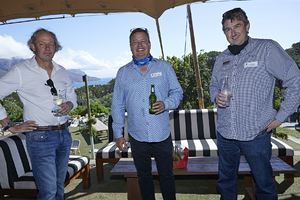 Maurice de Villiers(Woolworths), Gavin Jones(Growthpoint Properties), Gavin Wood(Canal Walk Shopping Centre)