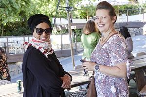 Faizah Behardien(Cavendish Square), Amanda Stops(SACSC)