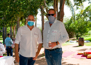 Wynand Langeveldt (North 77 Consulting) Vicus Bouwer( Retail X)