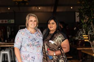 Elize Breslin (Excellerate JHI) & Kereshnee Acharee(Mustard Seed Relationship Marketing)