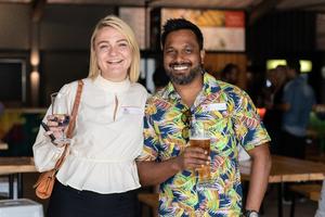 Tracy Du Plessis & Ryan Ramsamy(Social Pro)