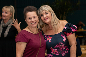 Amanda Stops(SACSC) & Theresa Terblanche(Broll)