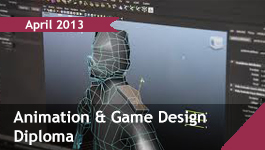 Animation and Game Design Diploma